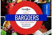 BARGOERS - I Migliori Bar di Londra / It's London, baby!  Siete anche voi degli appassionati bargoers curiosi di scoprire i migliori bar di Londra? Non aspettate oltre e seguite i nostri consigli... Non ve ne pentirete!