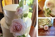 Wedding cakes on location / Wedding cakes at beautiful venues