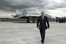 PUTIN. PRESIDENT of RUSSIA.
