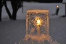 Talven sisustus ~ Winter Decoration