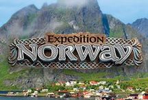 Norway VBS 2016 / Take a cross-culture expedition to Norway with these ideas and diy projects for VBS 2016