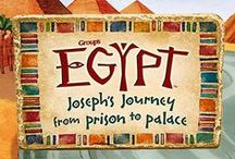 Egypt VBS 2016 / Ideas and inspiration to make Egypt come to life for VBS 2016 / by ConcordiaSupply.com
