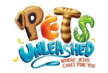 Pets Unleashed VBS 2016 / Super cute ideas for Group's weekend VBS