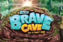 Brave Cave Fall Fest / Inspiration and resources for Group's Brave Cave Fall Fest - a great follow up to Cave Quest VBS!