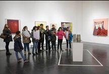 Día del Patrimonio en el MAC / El Museo de Arte Contemporáneo (MAC) celebró el Día del Patrimonio Cultural con visitas guiadas, música en vivo, danza, talleres y conferencias en sus dos sedes en Quinta Normal y Parque Forestal. Domingo 29 de mayo de 2016. Fotografías: Yasna Inostroza y MAC.