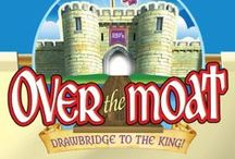 Over the Moat VBS 2017 / Ideas for decor, snacks, crafts and tons of diy inspiration for Over the Moat VBS, Drawbridge to the King!