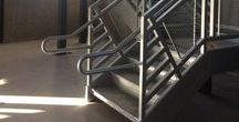 Custom Commercial Stairs