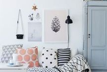 patterned interiors