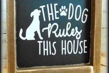 Gifts for Dog People, Dog Owners, Dog Lovers / Gifts for your best buddy with four paws.