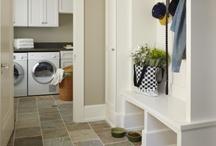 laundry & mud room