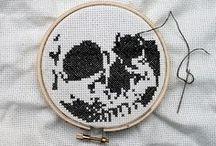 Cross-Stitch / by Alba