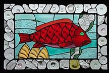 Glass Art / by Trish Cox