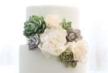 Wedding Cake Ideas / by Amanda Sparks
