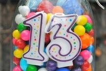Birthdays / by Marybeth Elizabeth