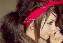 Beauty/Hair / by Britni Kerl