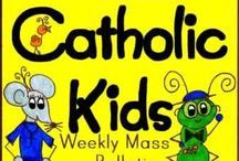 Catholic Kiddies--resources for parents, catechists and teachers