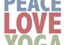 Yoga: Stretch That Body / by CathyTaughinbaugh.com