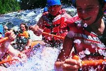 Smoky Mountain Rafting / by Smoky Mountains