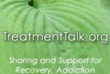 Treatment Talk / This was my first website from 2010 to 2013. Sharing and support for substance abuse, addiction and recovery. Receive your free ebook at www.cathytaughinbaugh.com  / by CathyTaughinbaugh.com