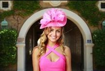 Hats of Del Mar / Hats worn by racetrack goers over the years / by Del Mar Racetrack