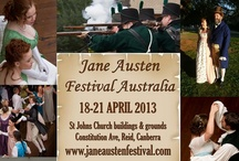 Jane Austen Festival Australia / Annual event held every April in Canberra, the capital city of Australia. For more information visit http://www.janeaustenfestival.com.au