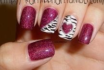 Nail Art / www.ajams.jamberrynails.net / by Angelina Jones