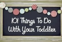 Kids Activities / Ideas for my son