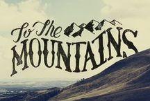 The Beautiful Smoky Mountains / by Smoky Mountains