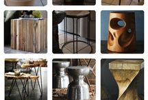 Cool Stool / Ways with stools / by Neutral Dwelling
