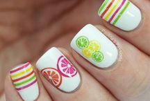 Fancy Fingernails / Is there anything worse than waiting for your nails to dry? / by College Lifestyles