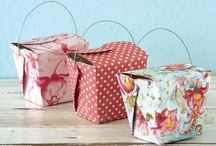 Craft ideas: Wrap gifts
