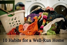 *Cleaning and Organizing* / by Wendy Eckhardt