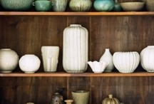 Art Pottery of the 20th century / by Maid of Clay