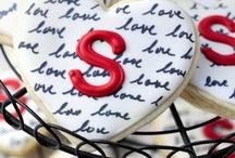 Valentijn Foodswap / Het bord om inspiratie op te doen voor de FoodswapNL. De Valentijn Swap. :)