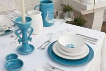 Ceramics of Puglia, Italy / Giardini di Sole specializes in importing handcrafted ceramics from Italy. Puglia is full of color, sunshine, and texture! Creating artful ceramics for dining, home décor, and gardens runs deep in the artisan families of Puglia.