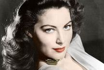 Hollywood's Golden Age / I love the style of photography in that era / by Vanity and Pearl