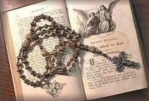 Catholic RE-The Rosary / by Marybeth Elizabeth