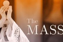 Catholic RE-The Mass / by Marybeth Elizabeth
