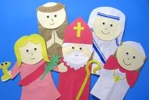Catholic RE-The Saints/All Saint's Day / by Marybeth Elizabeth