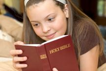 Catholic RE-The Bible/Bible Stories / by Marybeth Elizabeth