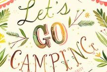 Let's Go Camping! / Camping is always fun, but there is nothing better than camping with your special someone or with the whole family in the Great Smoky Mountains!