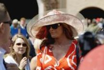 Celebrity Spottings / Celebrity guests at Del Mar over the years / by Del Mar Racetrack