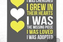 Kids: Foster Care and Adoption / by Caitlin
