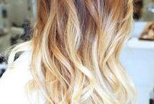 Hair. / by Lindsie Jones