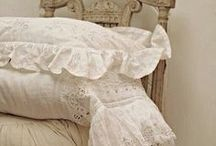 LINENS & LACE / by Poshe Poche