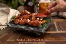 LowCarb Side Dish / Low Carb Sides and Appetizers / by MellOnWheels GrainFree|LowCarb