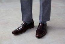 Shoes - Men's / by Billy Reid
