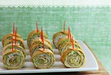 Fun Food for Parties / by Rebecca K.