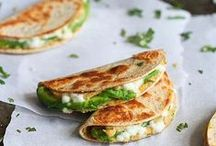 Foodie: Homeschool Lunch / pescatarian, vegetarian, & vegan lunchtime inspirations