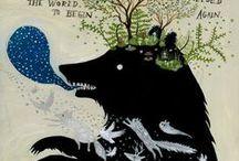 Illustrations~ / by Kay Kay Torres